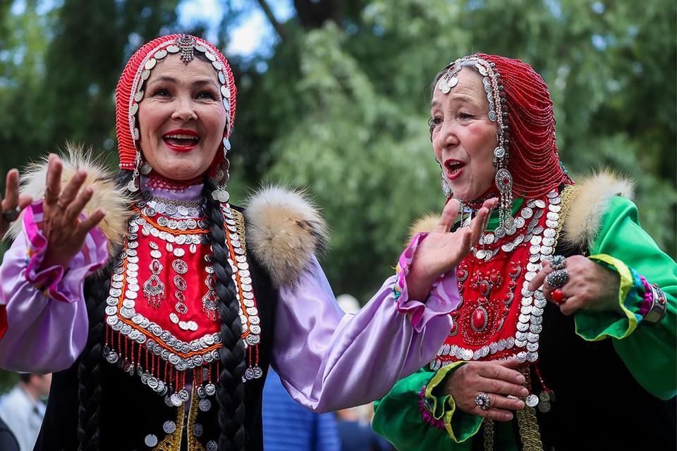 Подборка народных песен, если наскучил ваш плейлист. Фото: Сергей Савостьянов/ТАСС