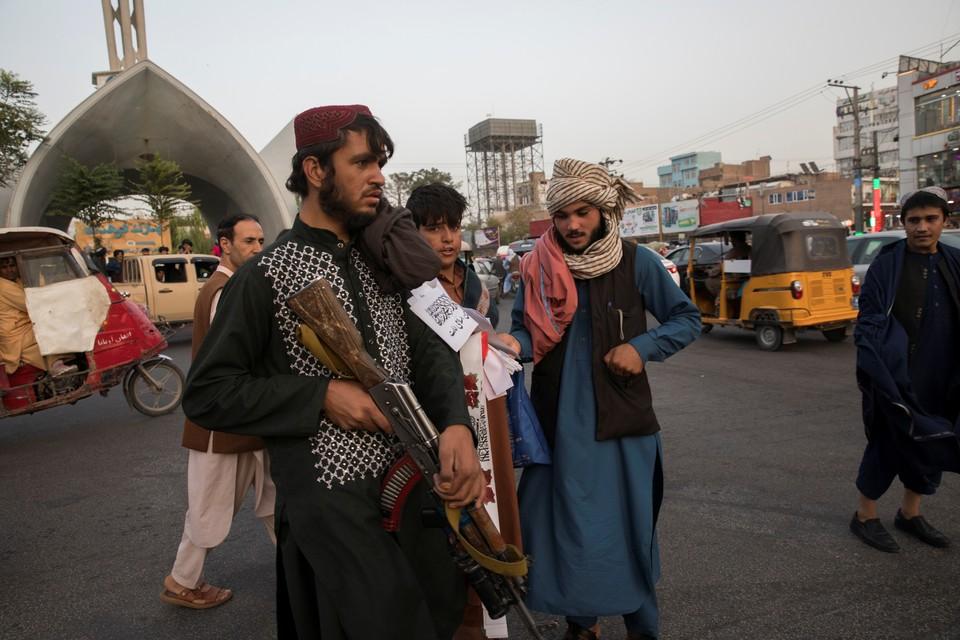 """""""Талибан""""* сообщил, что сейчас в Афганистане нет никакого сопротивления текущей власти"""