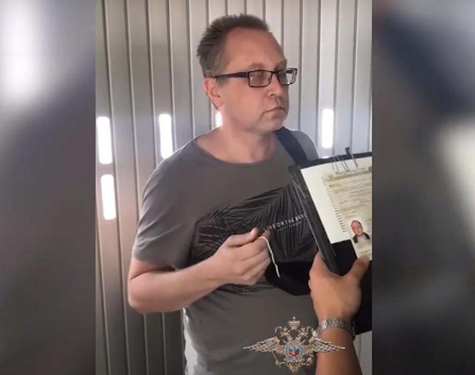Евгений Смышляев попал в поле зрения силовиков еще в далеком 2010 году.