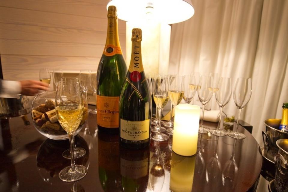 Поставки шампанского из Франции в Россию возобновляются 15 сентября 2021