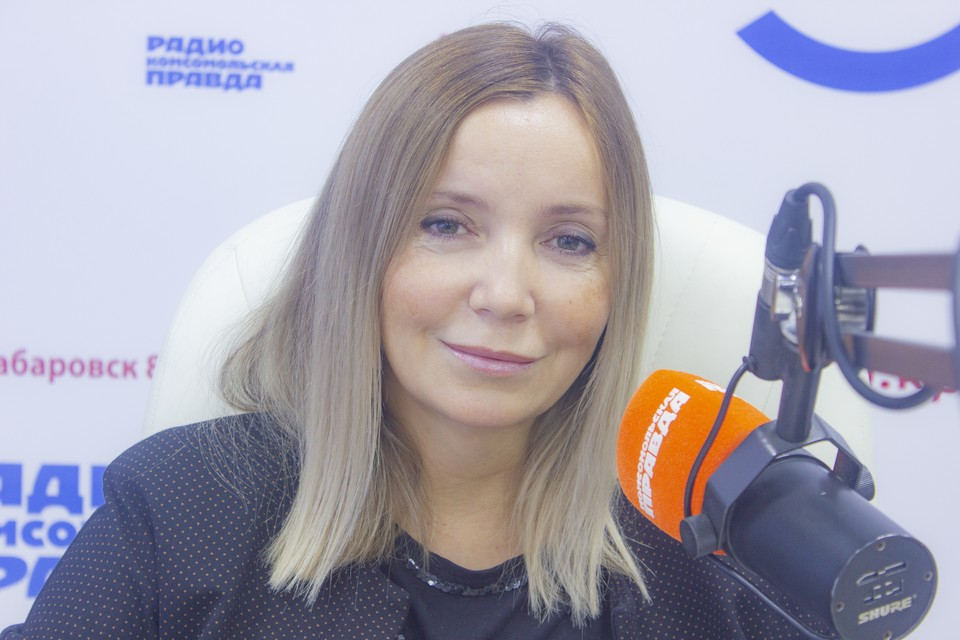 Нелли Лазерко, директор Хабаровского филиала АО «Страховая компания «СОГАЗ-Мед»