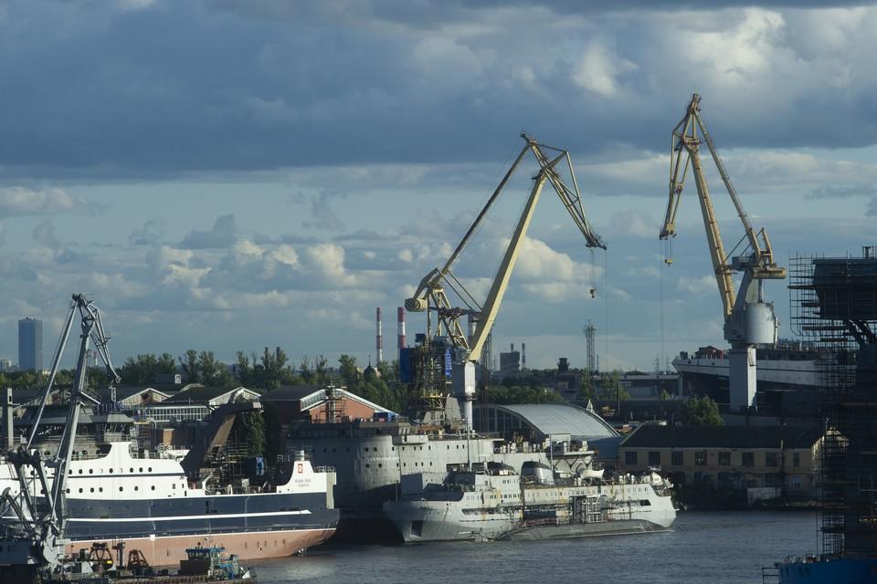 В петербургском порту появятся автономные суда