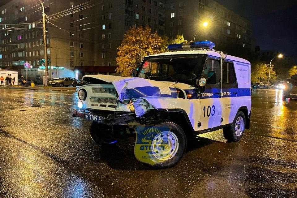 По факту аварии проводится проверка. Фото: vk.com/murmansk_dtp