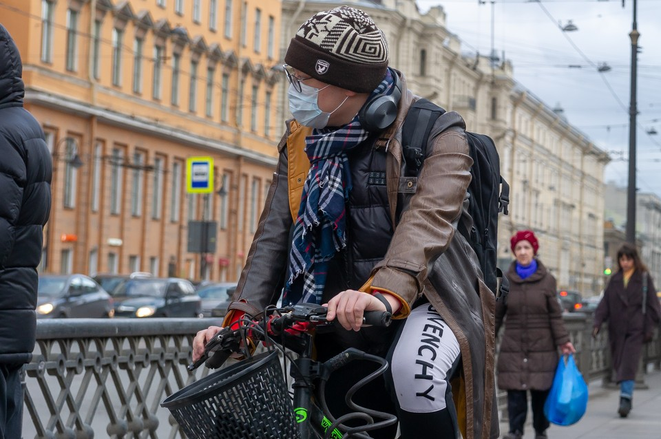 В Петербурге в два раза выросла заболеваемость коронавирусом на 15 сентября