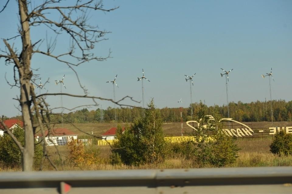 Ветровые мельницы планируется разместить в Зилаирском районе
