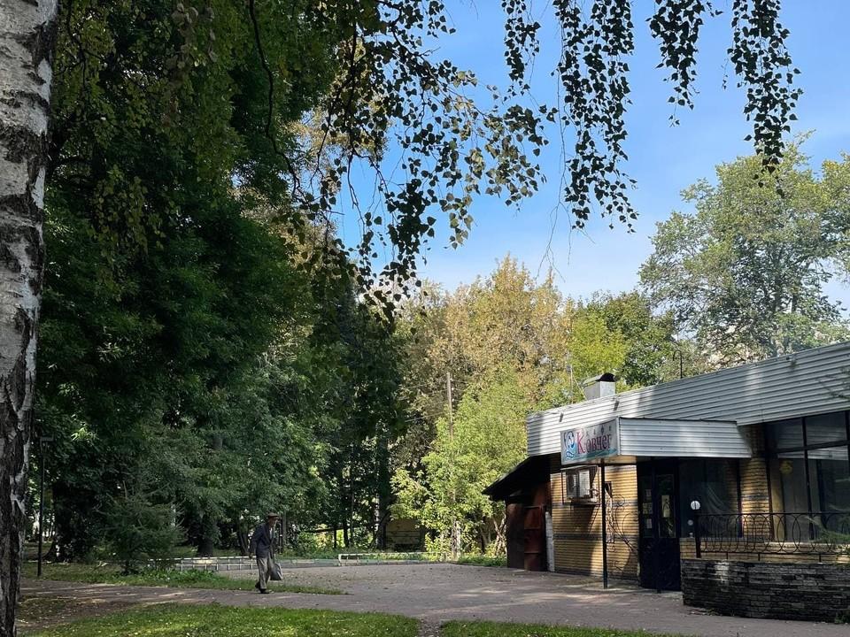 Контракт на благоустройство парка Кулибина в Нижнем Новгороде расторгнут