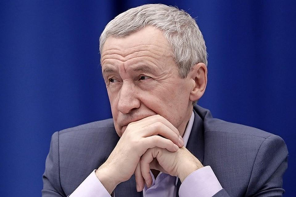 Глава комиссии СФ Андрей Климов. Фото: Михаил Метцель/ТАСС