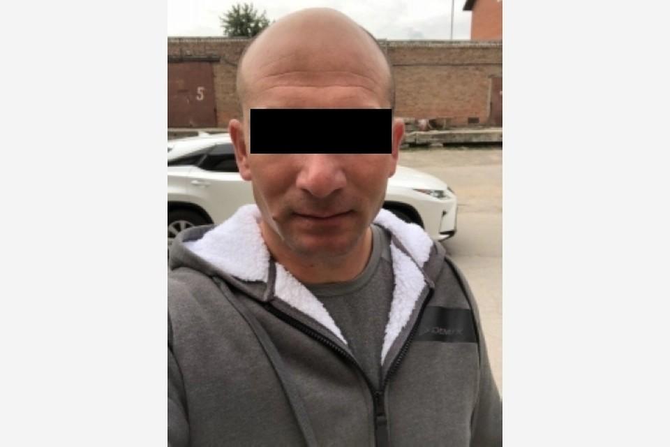"""Роман Горшков задержан за серьезное преступление - покушение на убийство, но версия о """"страшном маньяке"""" не подтверждается. Фото: ryazan.sledcom.ru"""