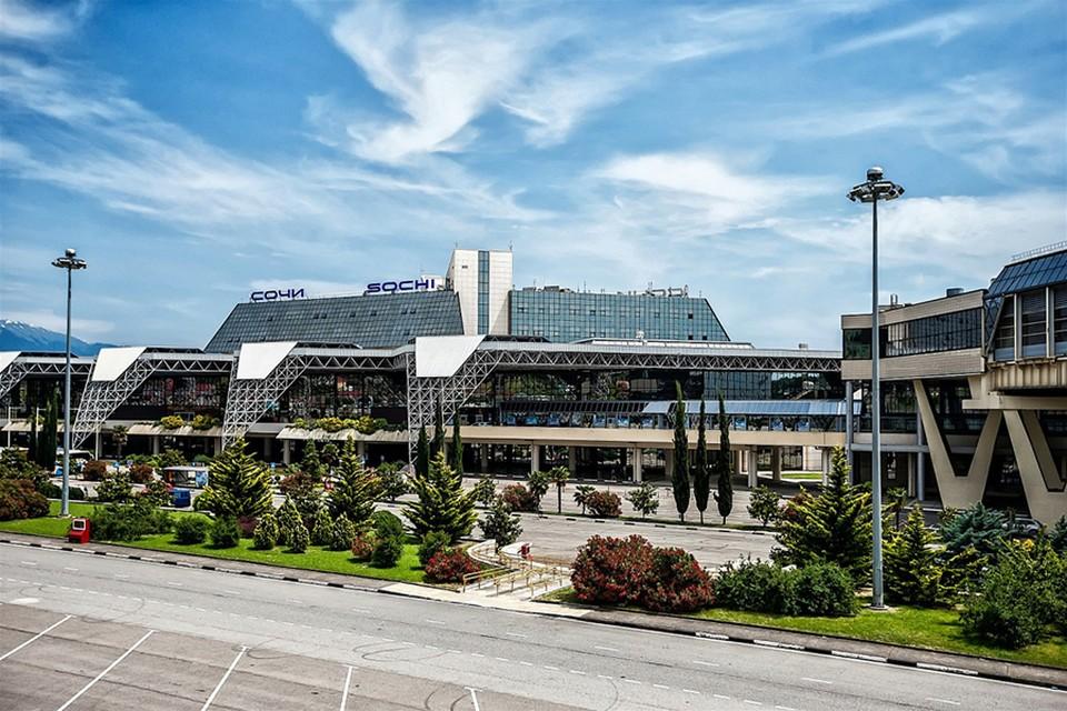Фото: пресс-служба аэропорта Сочи
