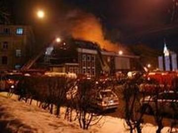 90 процентов столичных ночных клубов пожароопасны