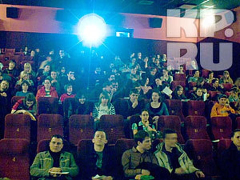 Организаторы обещают показать отличные фильмы