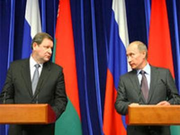 Владимир Путин и Сергей Сидорский решили 32 вопроса за полчаса