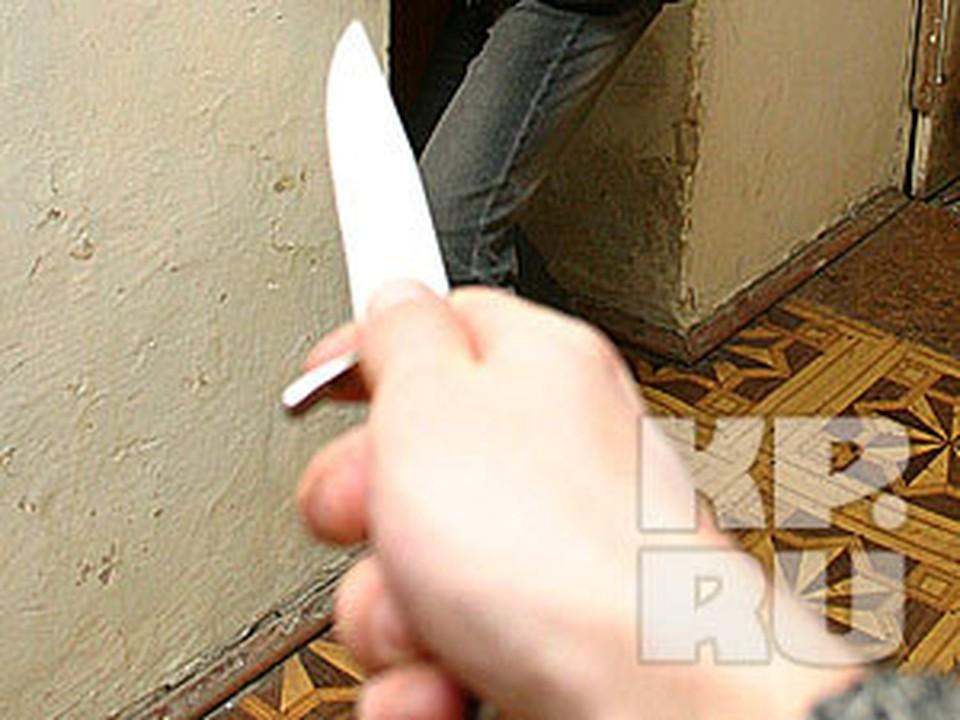 У всех пятерых - ножевые ранения