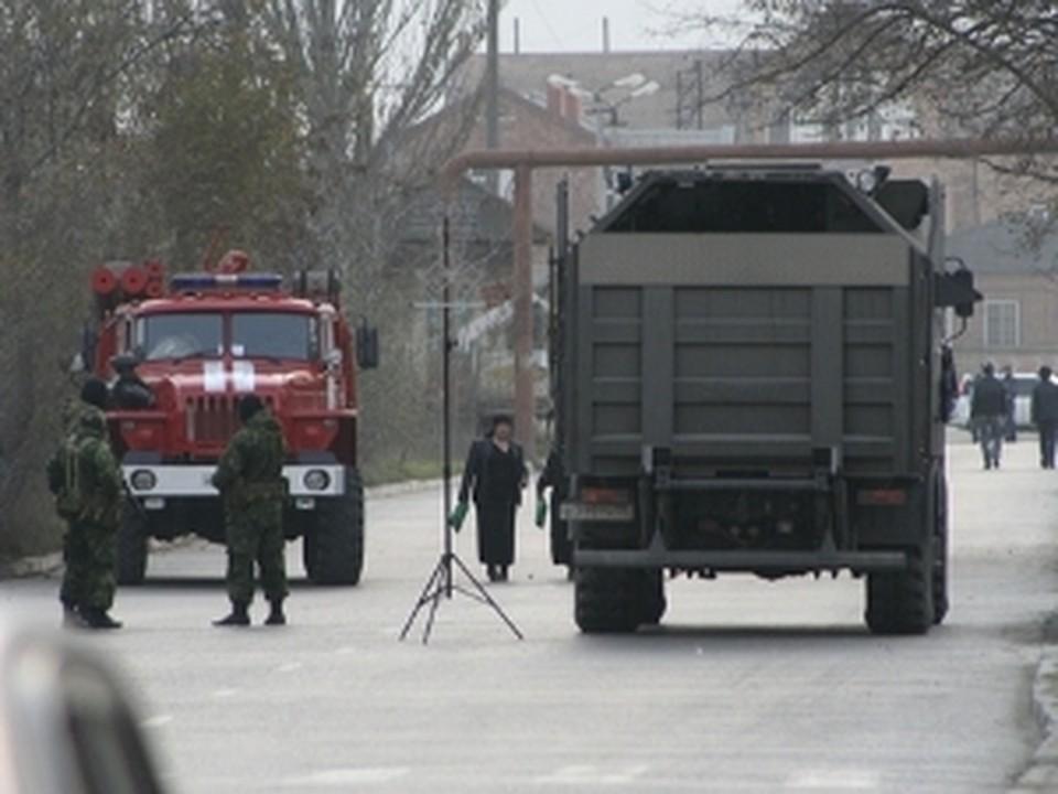 Бомбу нашли в Кабардино-Балкарии