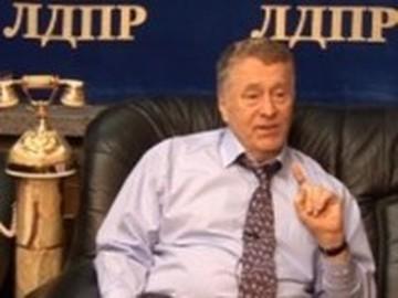 Жириновский: Я думаю, Илюхина подорвала безвременная кончина дочери