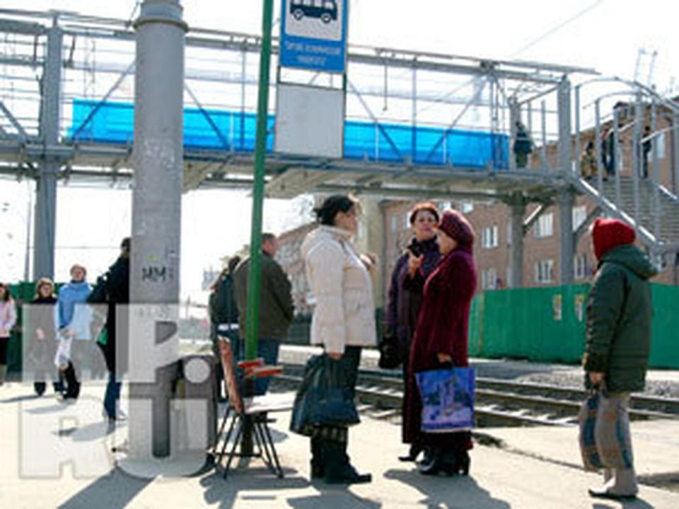 На кемеровских остановках появилось новое расписание общественного транспорта