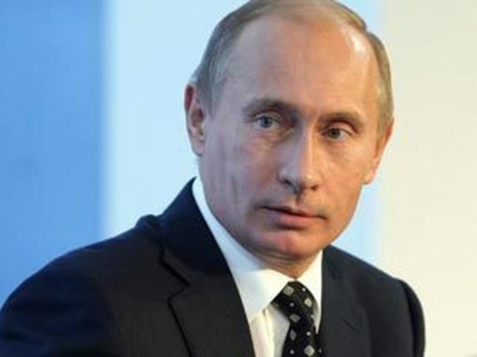 Путин отправил спортсменам поздравительную телеграмму