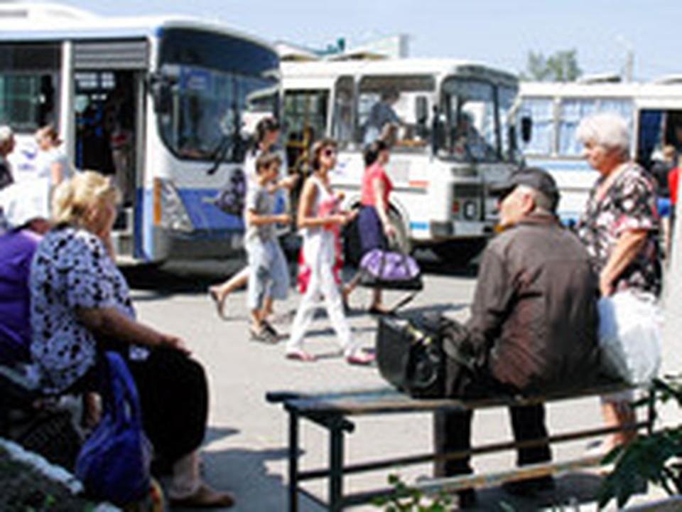 Апокалипсис на челябинских автовокзалах продолжается