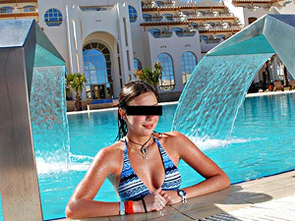 На сайте отеля вам предлагают райскую жизнь