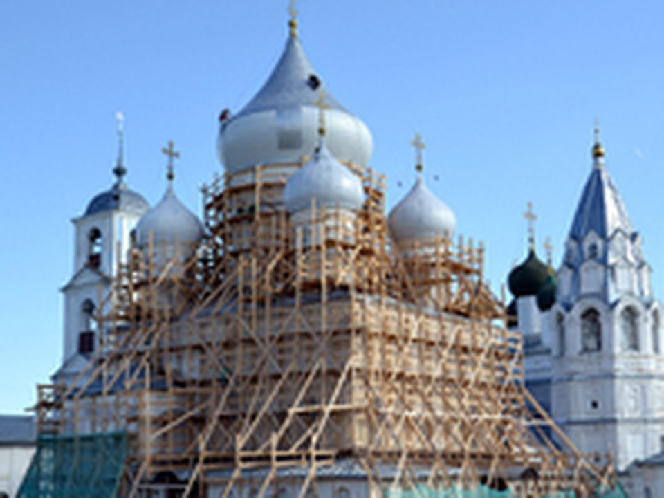 ООО «Ремстроймонтаж»: свое тысячелетие никитский монастырь встретит достойно