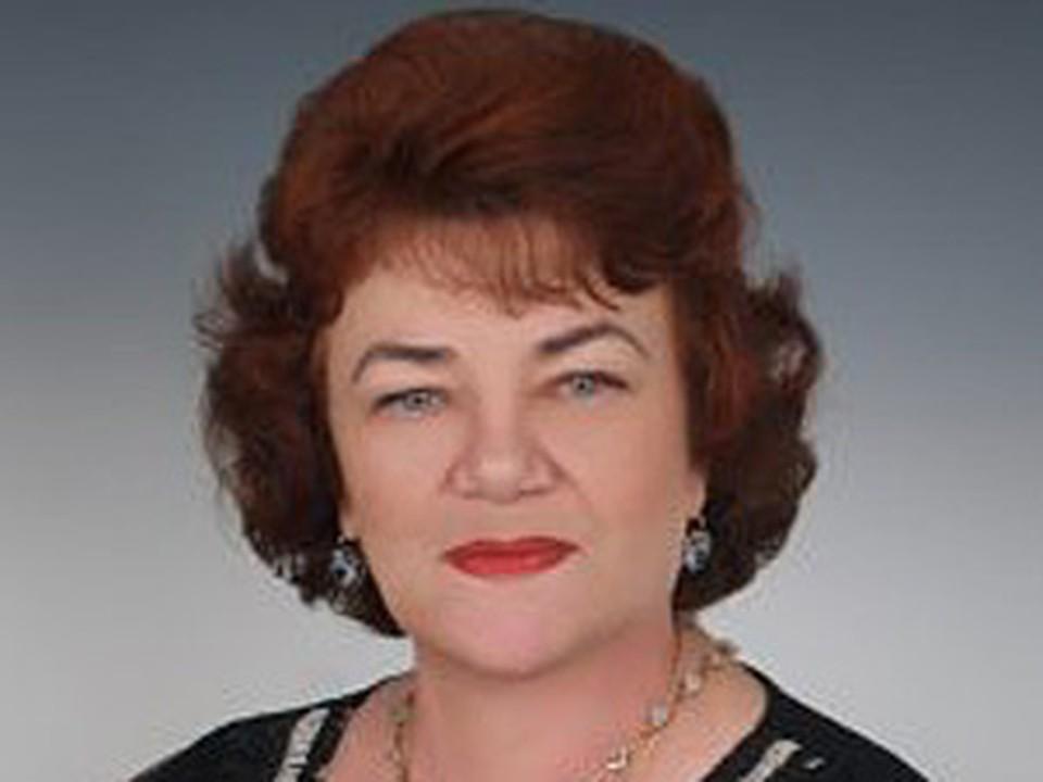 Тамара Плетнева.