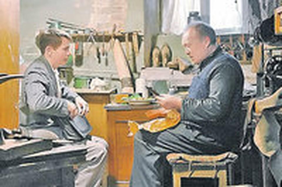 реальная история московского дворика