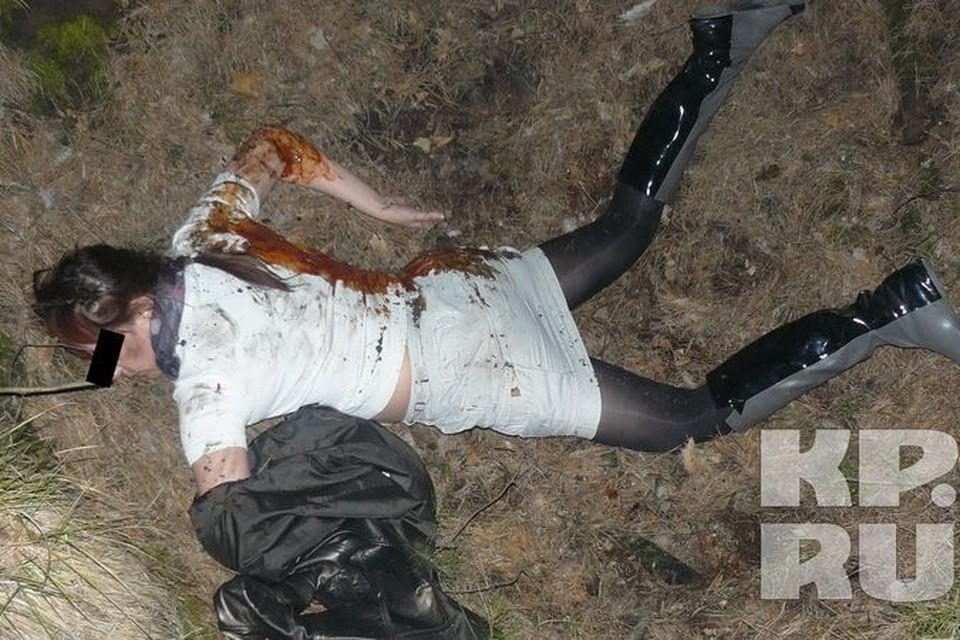 Новосибирские полицейские инсценировали убийство