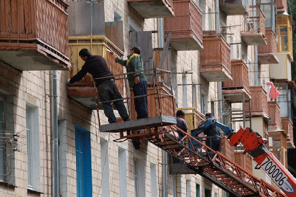 Сбор на капитальный ремонт дома (многоквартирного) - строите.