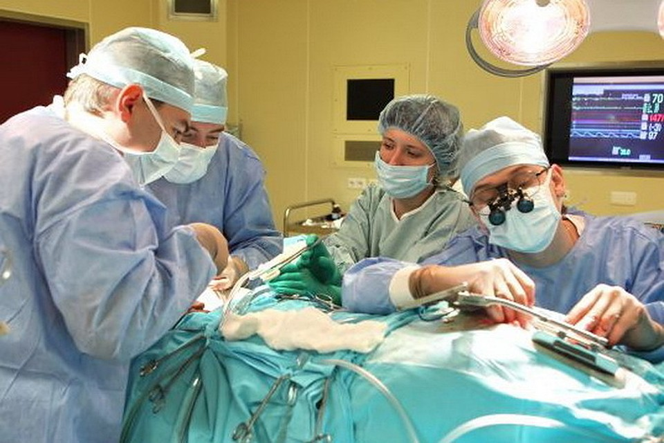 Кардиодиспансер сосудистый хирург