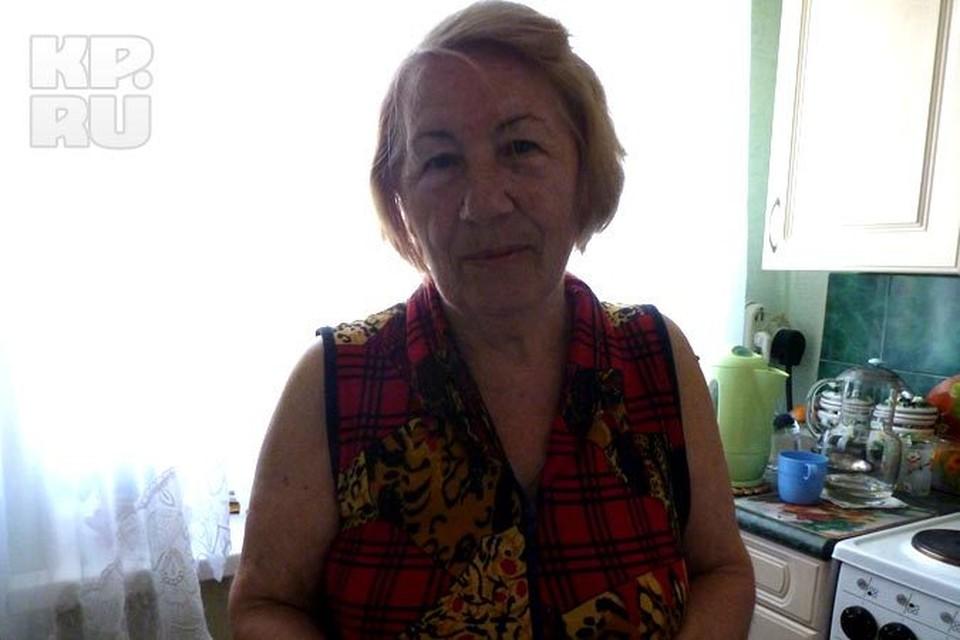 Серафима Васильевна живет в скромной «двушке» в Нижнем Тагиле.