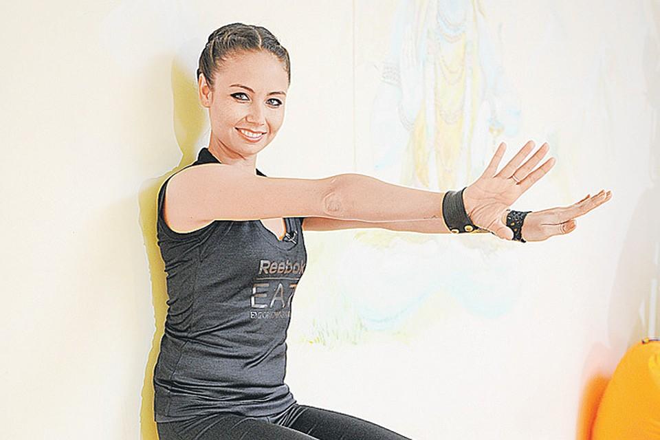 Ляйсан утяшева упражнения для похудения отзывы