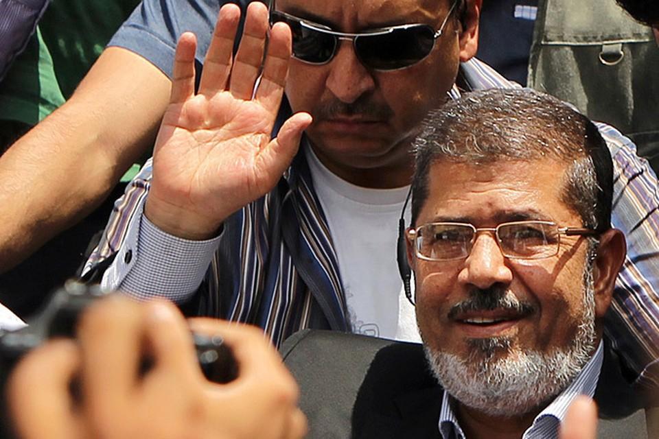 Новый президент Египта Мухаммед Мурси