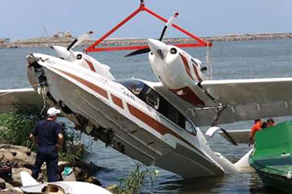 Самарский самолет попал в авиакатастрофу в Иране.