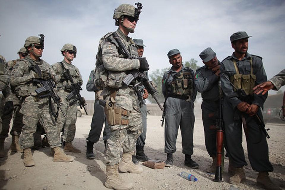 считается, американские военные в кабуле фото зовут зульфия