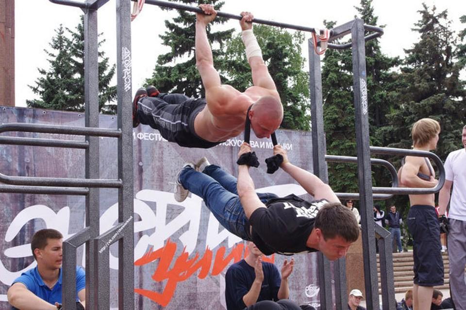 Для уличной гимнастики в Челябинске построят площадки