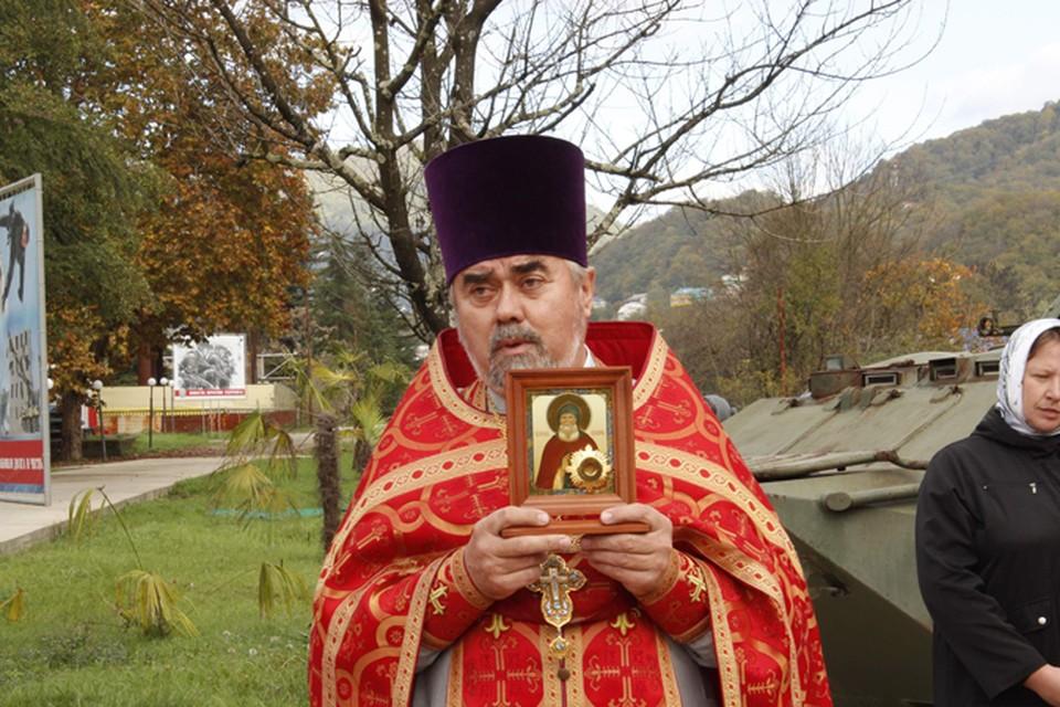 Мощи Ильи Муромца привезли из Киево-Печерской лавры