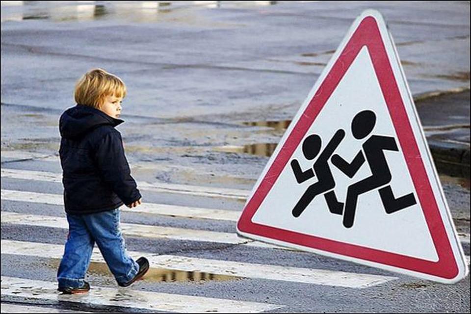 В этом году на территории региона в ДТП пострадали 75 детей.