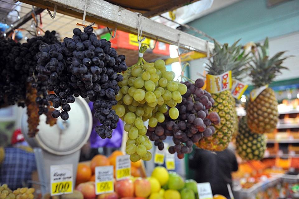Фрукты и ягоды богатый источник витаминов