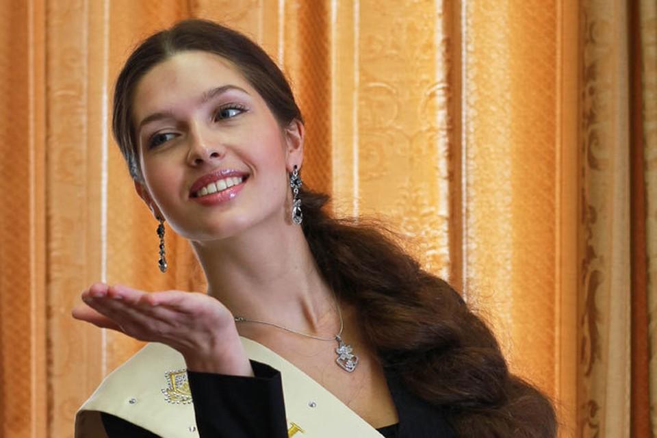 Смолянка Лиза Голованова вошла в десятку первых красавиц Вселенной.