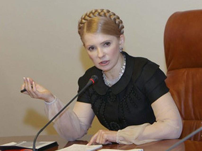 Тимошенко член компартии