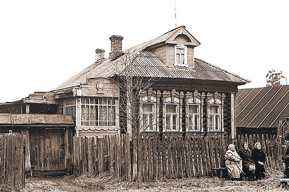 Крепкий, добротный дом Матрены должен был стать музеем Солженицына