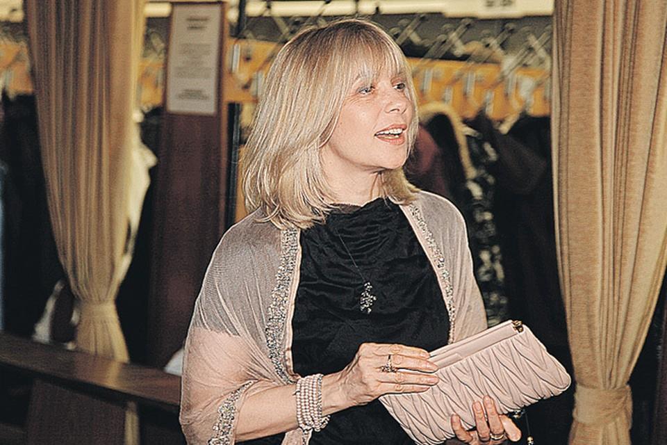 К третьей картине Вера Глаголева окончательно переквалифицировалась из актрис в режиссеры