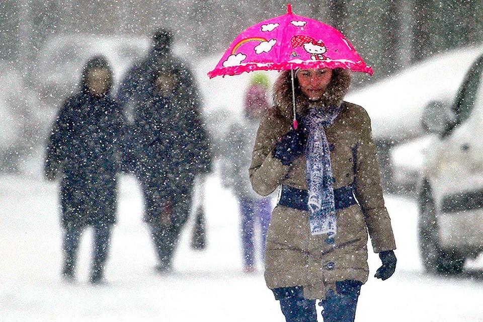 Москву накроет мартовский снегопад, каких не бывало полвека