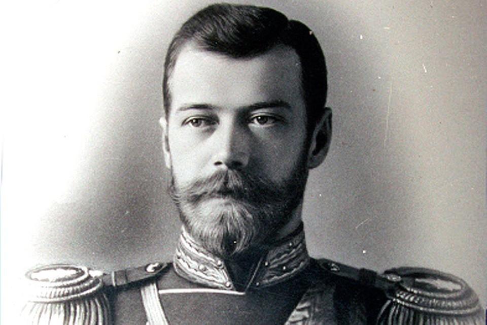 Репродукция фотографии Императора Николая Второго работы А.Пассети