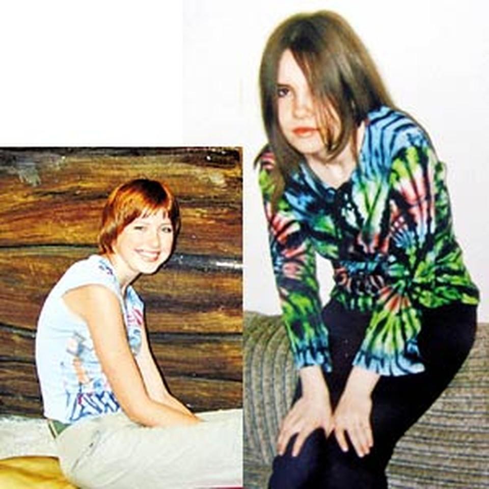 Все, кто знал девчонок, уверены: Катя (на снимке внизу) и Уля умирать не собирались.