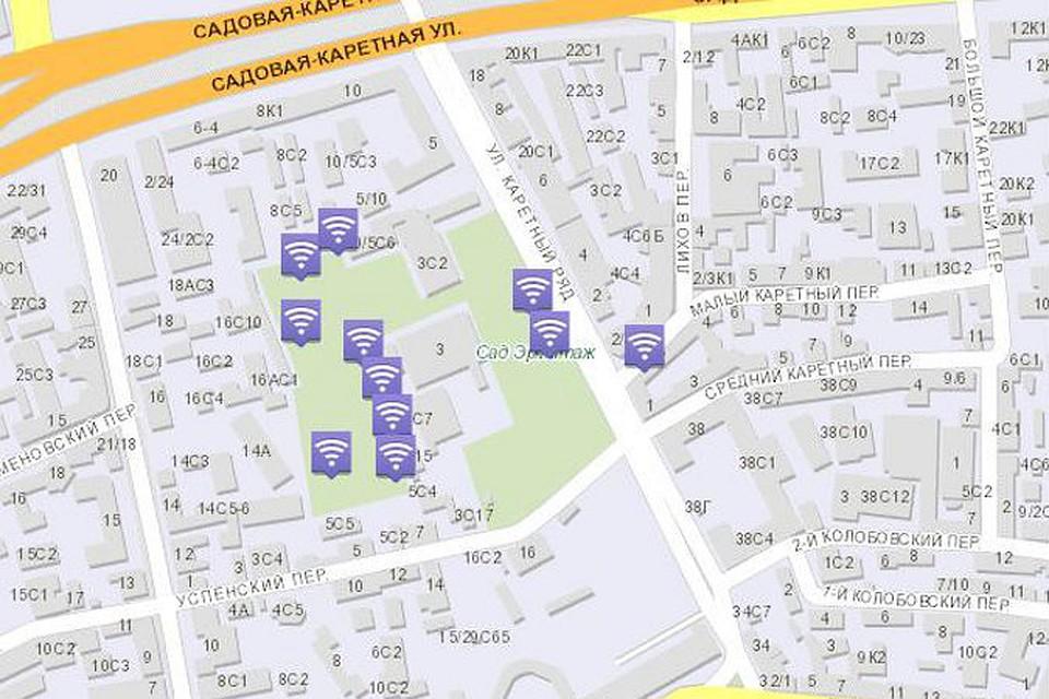 Карта Точек В Москве Уличных Проституток