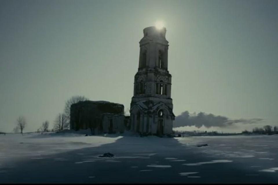 """Запогостскую церковь на реке Шексна, герои """"Я тоже хочу"""" называли """"колокольней счастья"""""""