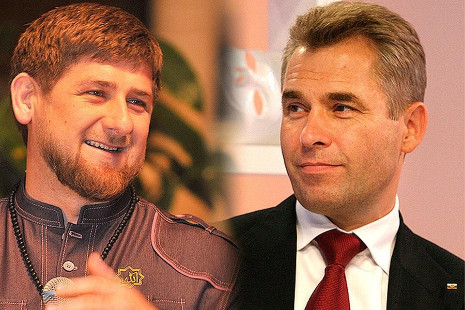Астахов пообещал договориться с Кадыровым об усыновлении чеченцами сирот из Петербурга