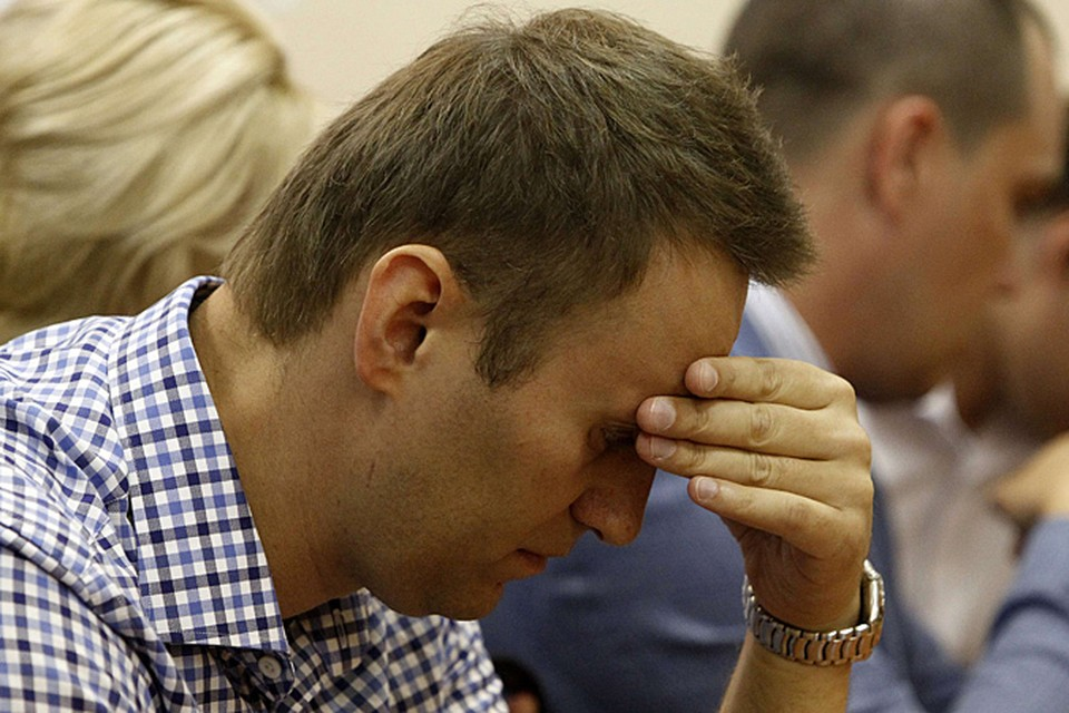 """Алексея Навального приговорили к 5 годам тюрьмы по делу """"Кировлеса"""""""