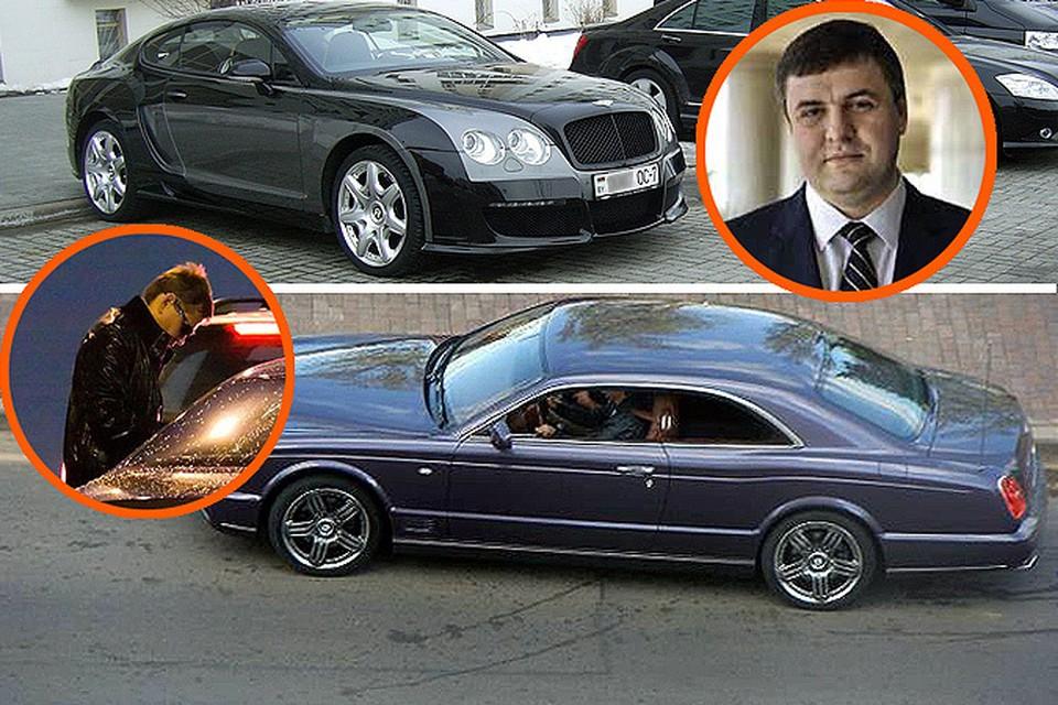ТОП-15 самых дорогих автомобилей, зарегистрированных в Беларуси.